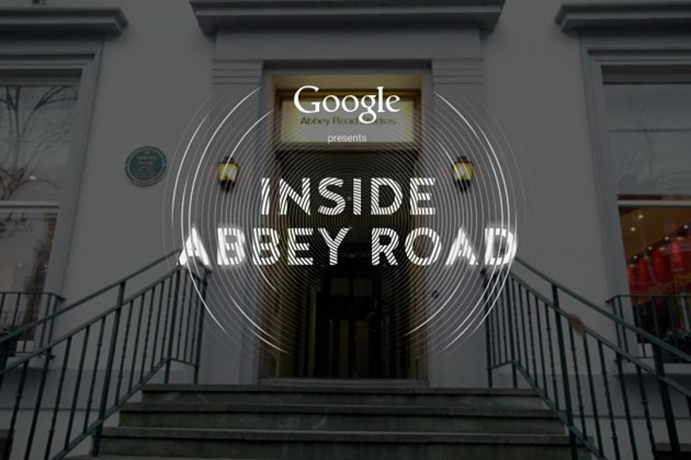New Google Project Takes Visitors 'Inside Abbey Road' With