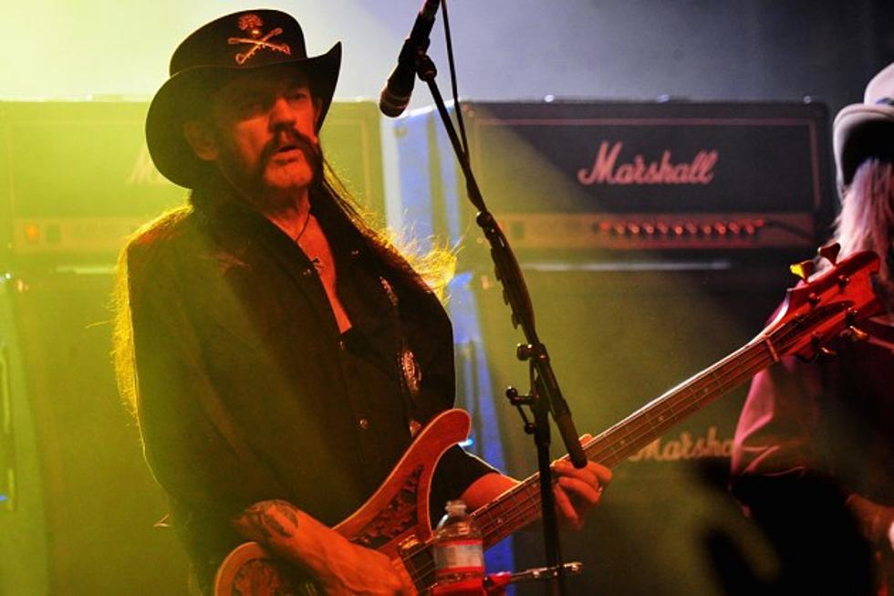 High Altitude Forces Motorhead's Lemmy to Cut Show Short