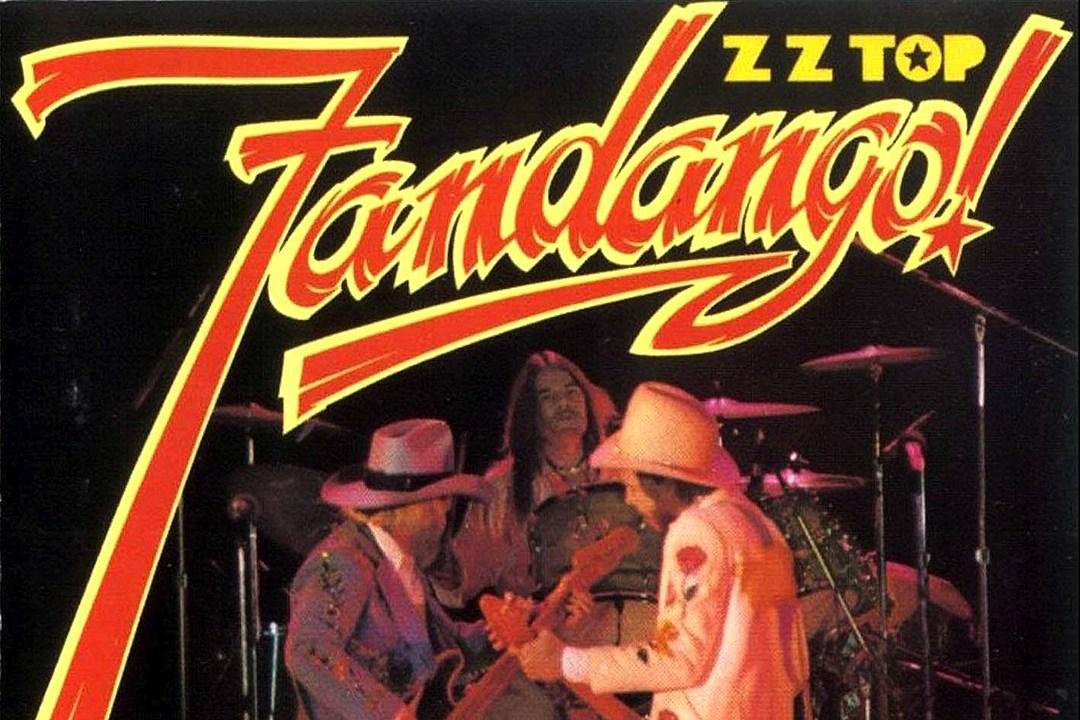 ZZ Top Fandango Baby Romper Onezies 6-24 Month Rock Music