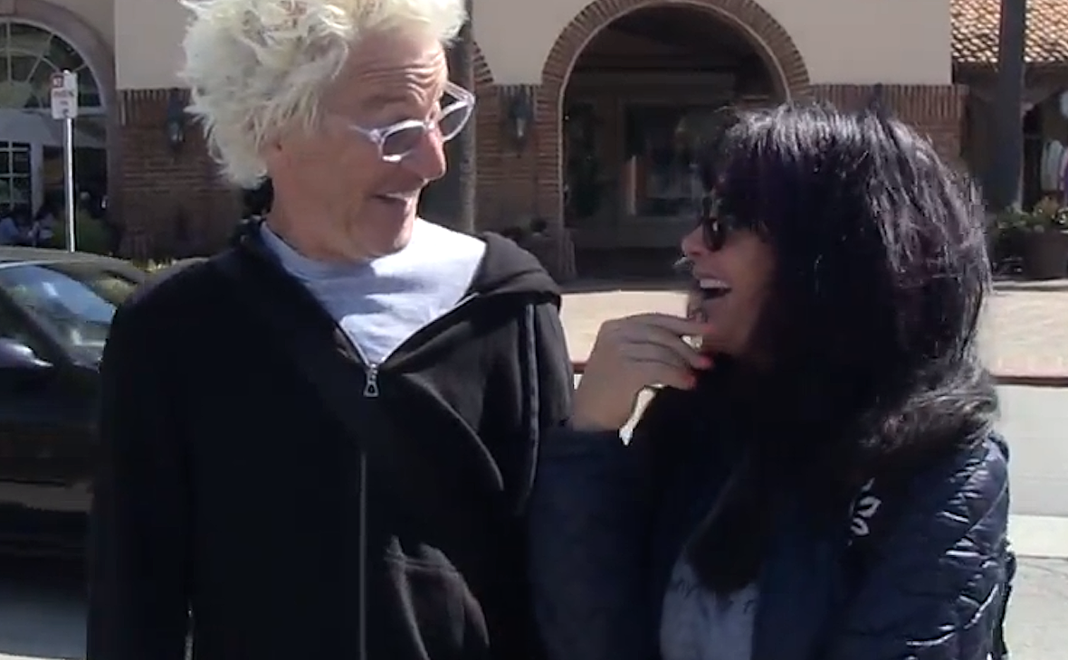 REO Speedwagon Star's Interview Ended by Foul-Mouthed Son