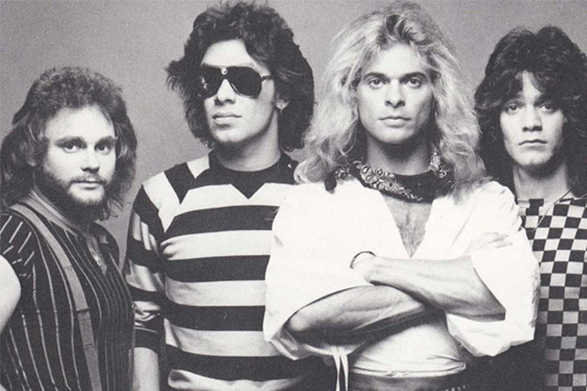 Defending Van Halen S Much Maligned Diver Down