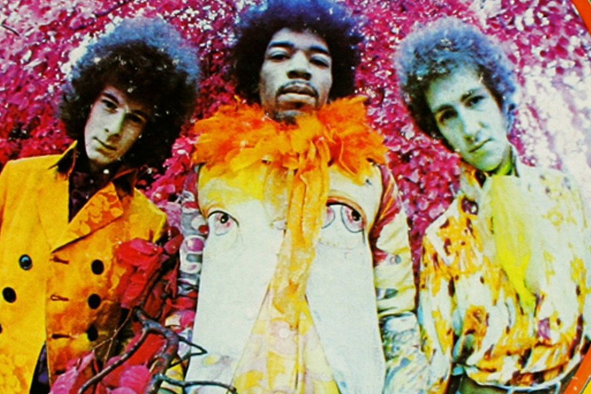 the day the jimi hendrix experience released their debut lp. Black Bedroom Furniture Sets. Home Design Ideas