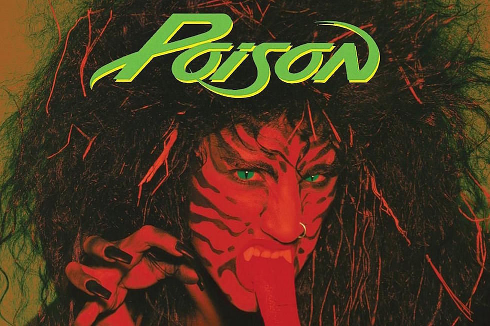 When Poison Broke Through With 'Open Up and Say … Ahh!'