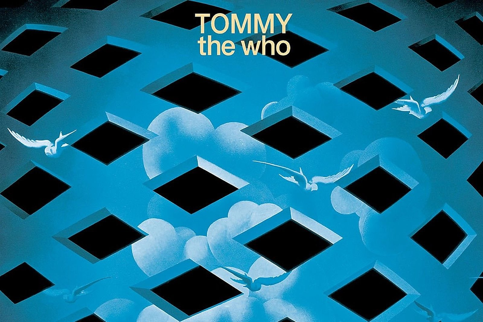 best concept albums-TOMMY the who