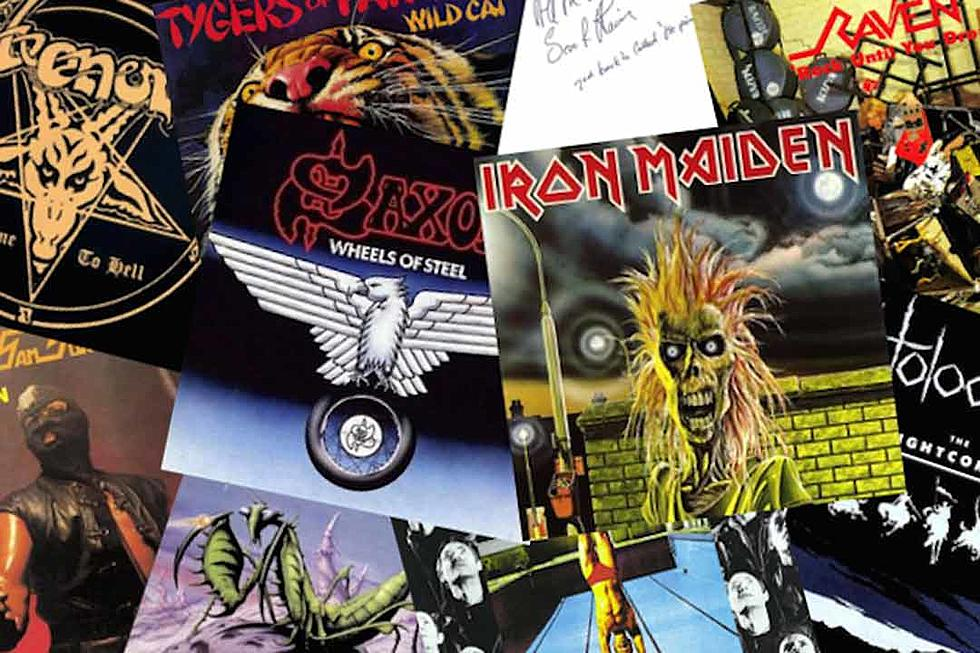 40 Years Ago: New Wave of British Heavy Metal Arrives