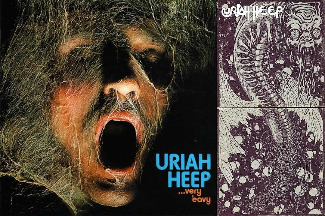 40 Years Ago Uriah Heep Release Wonderworld