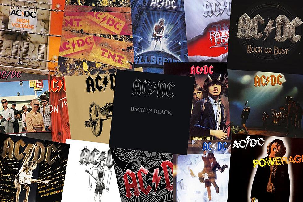 AC/DC Albums Ranked Worst to Best