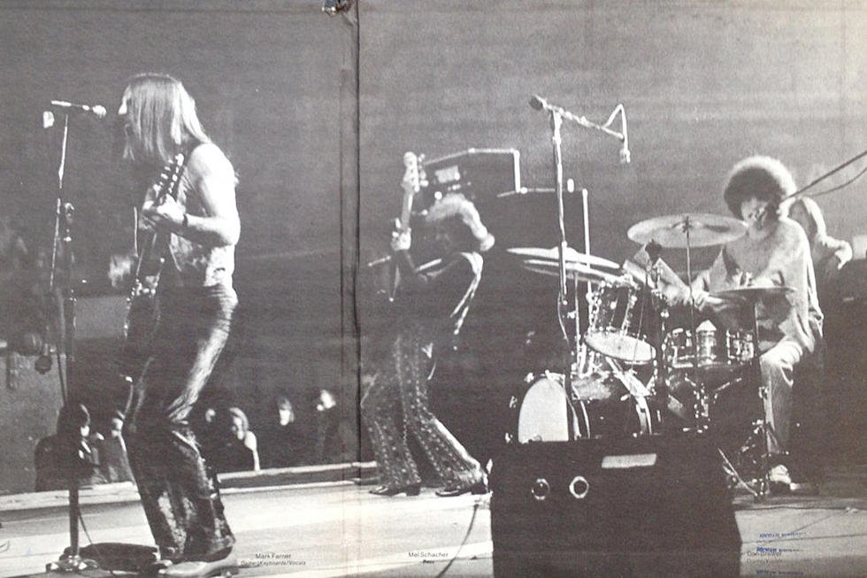 How Grand Funk Railroad's 'Closer to Home' Was Third LP in Year