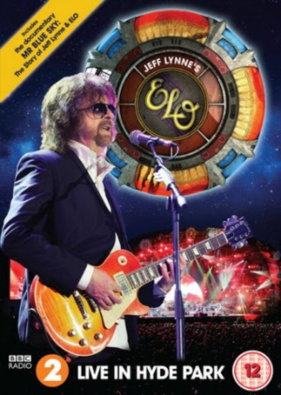Jeff Lynne's ELO Announce 'Live in Hyde Park' Concert Film
