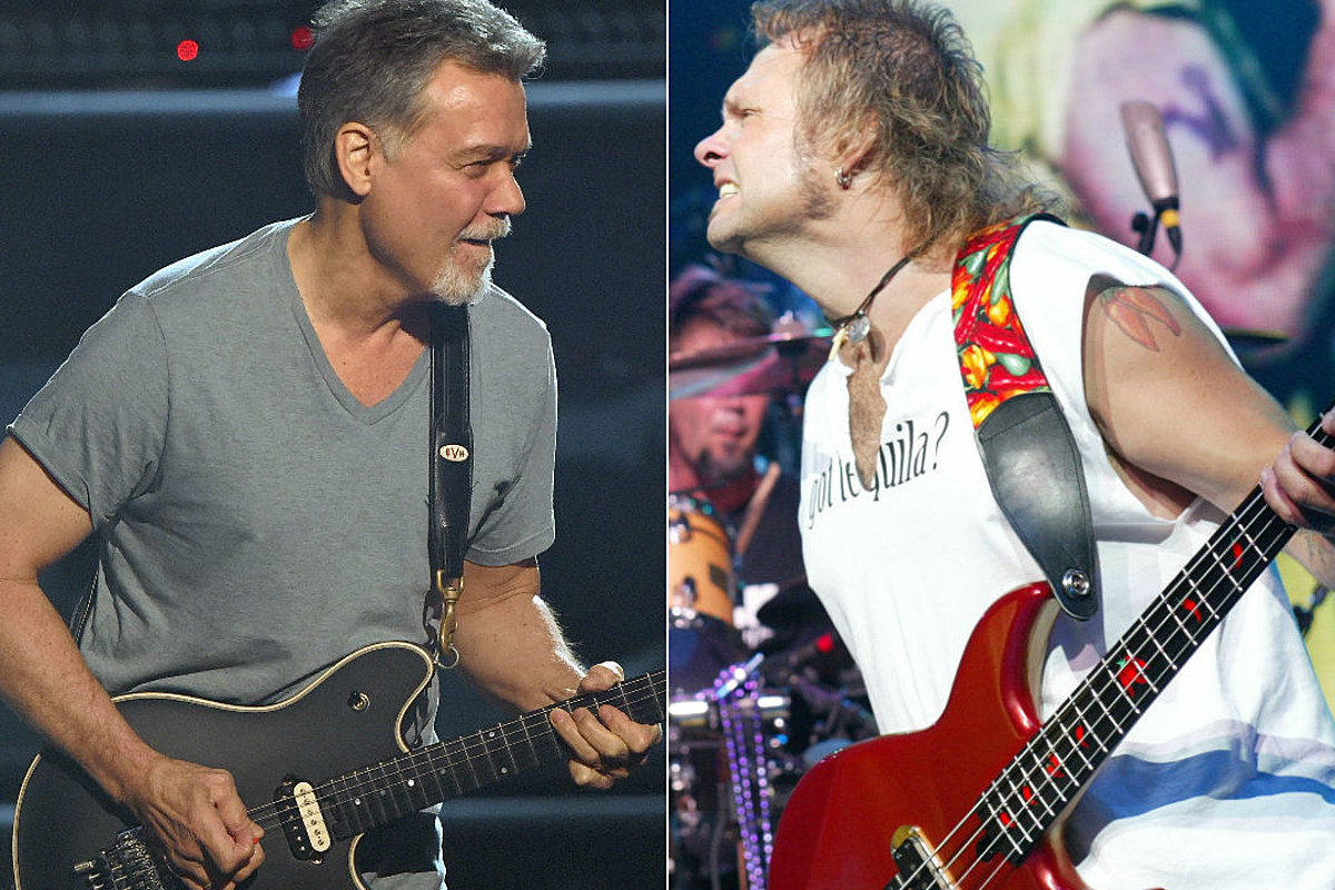 Eddie Van Halen On Michael Anthony I Had To Show Him How To Play I Have More Soul As A Singer