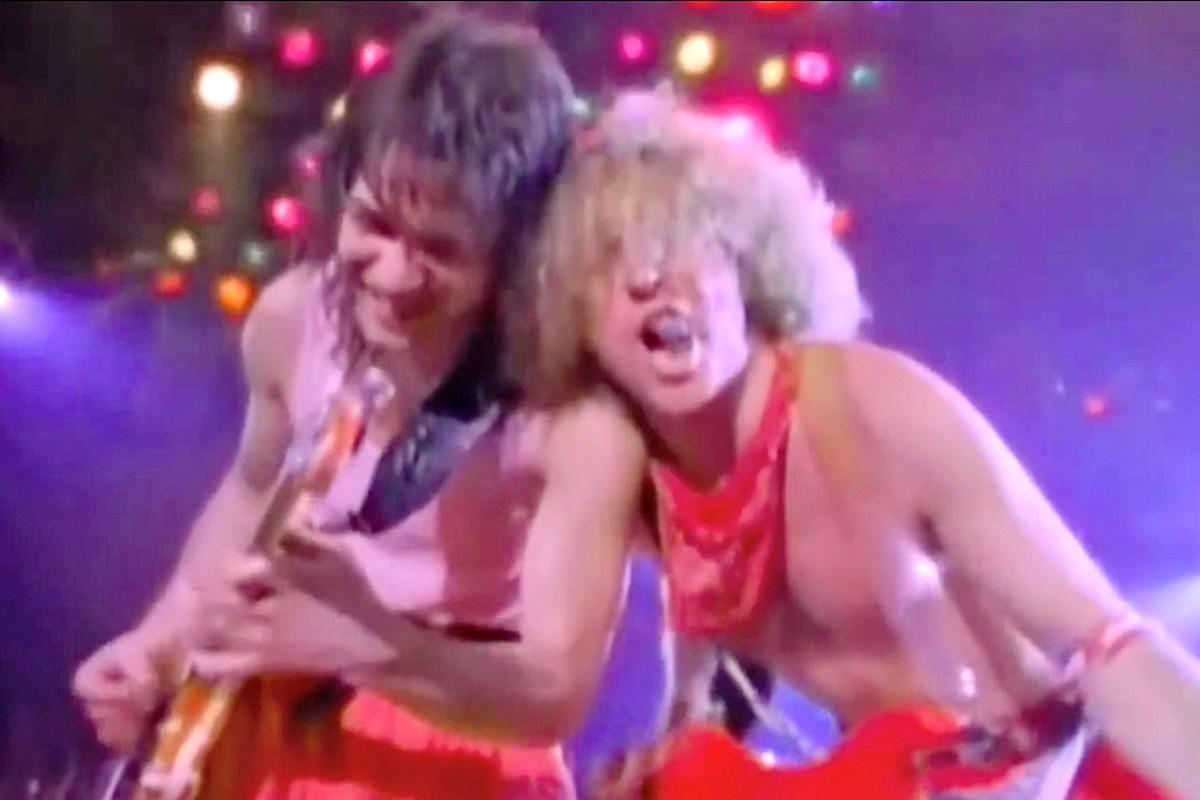 Sammy Hagar Reveals Eddie Van Halen S Mystery Lick On I Never Said Goodbye