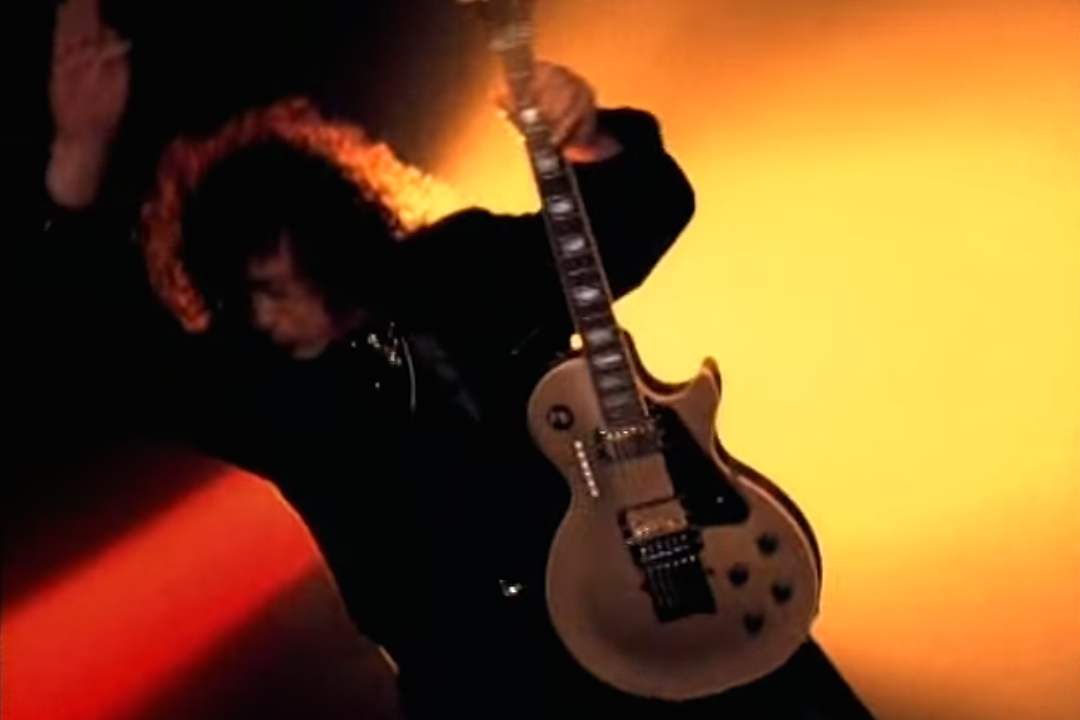 Five Things You Might Not Know About Jimmy Page's Guitars