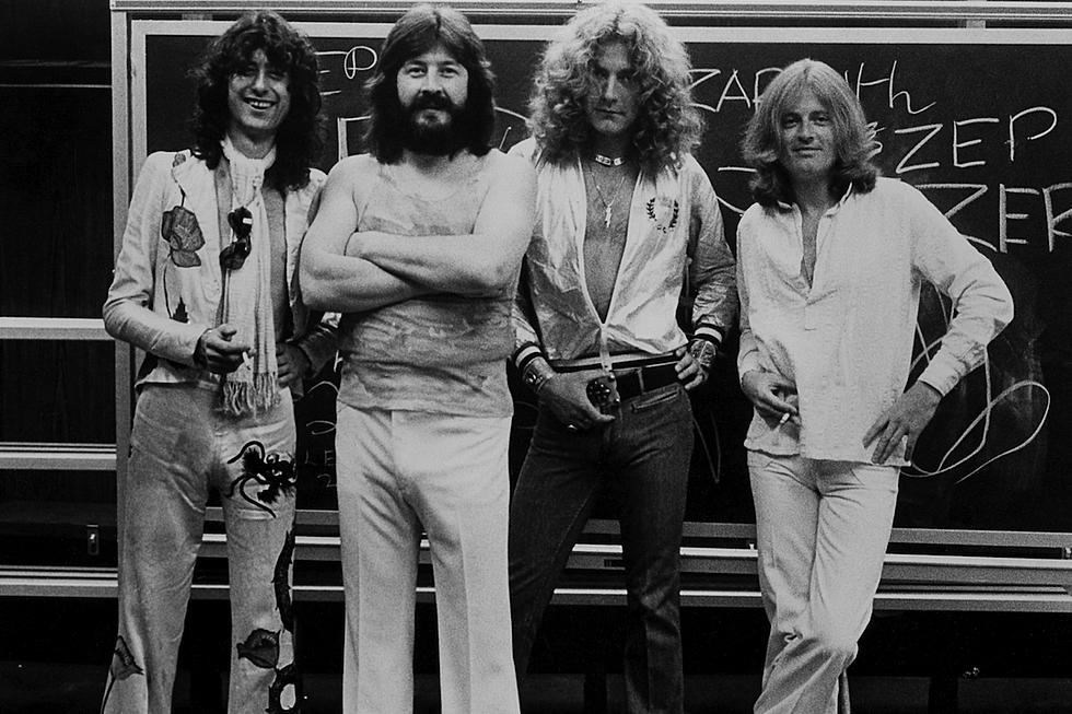 When Fate Forced Led Zeppelin to Abandon '1980s: Part One' Tour