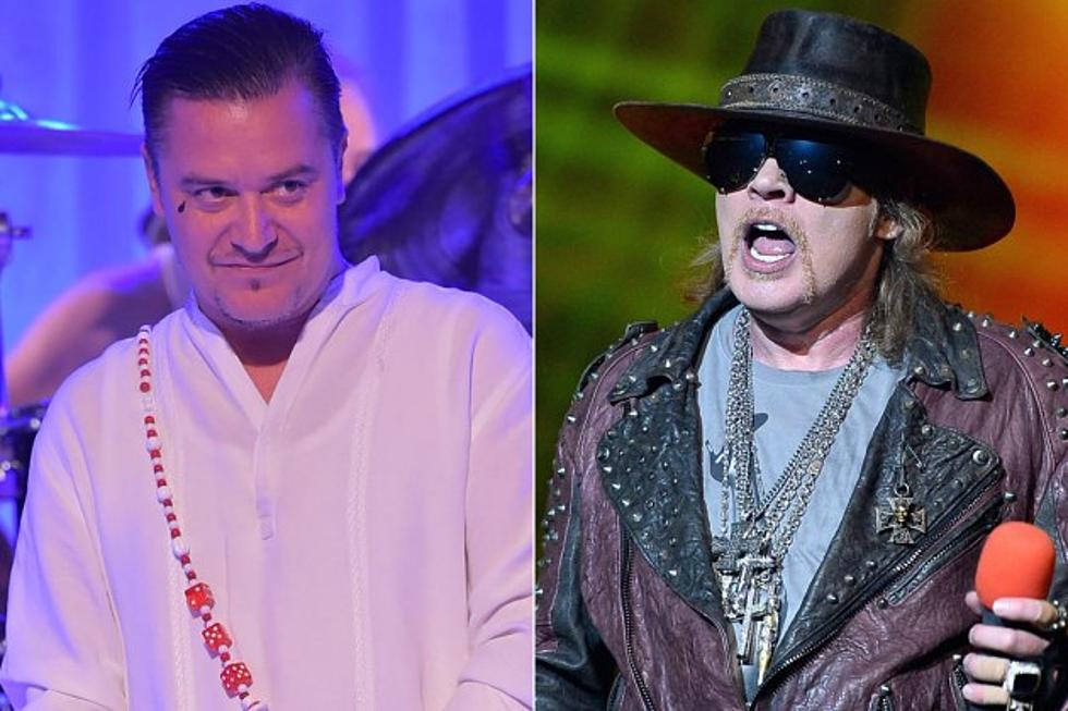 Faith No More's Mike Patton Once Defecated in Axl Rose's