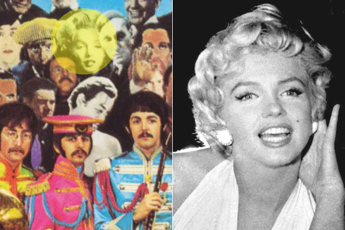 The Beatles' 'Sgt  Pepper's' Cover Art: A Guide to Who's Who
