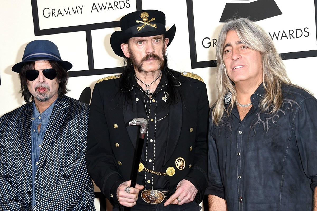 Motorhead's Campbell, Dee Skipped in Rock Hall Nod: 'Pure Wrong'