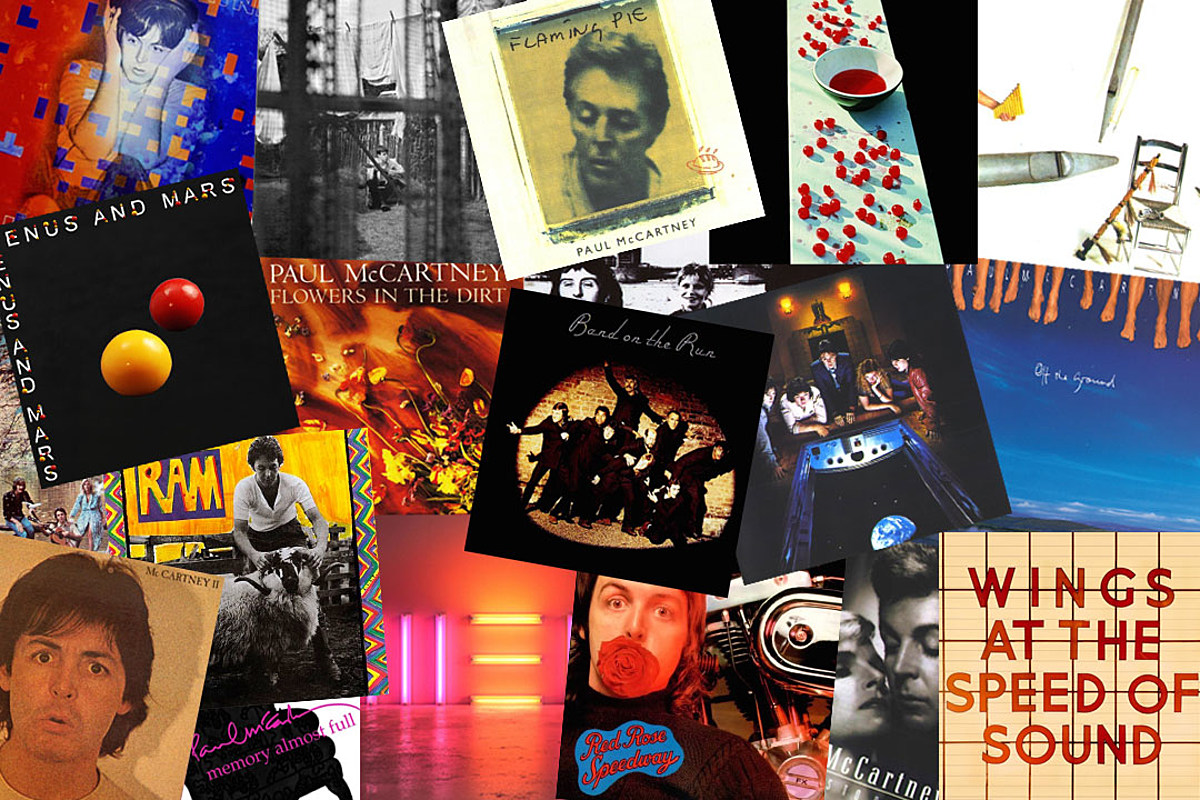 The Best Song From Every Paul McCartney Album