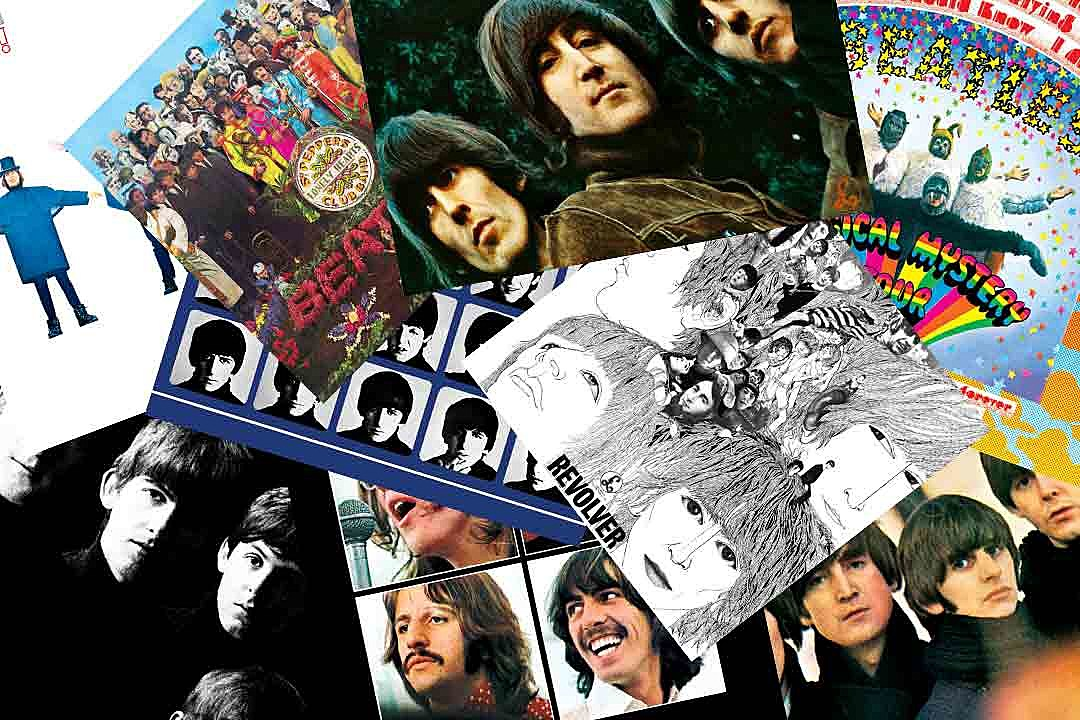 Beatles Albums Ranked Worst to Best
