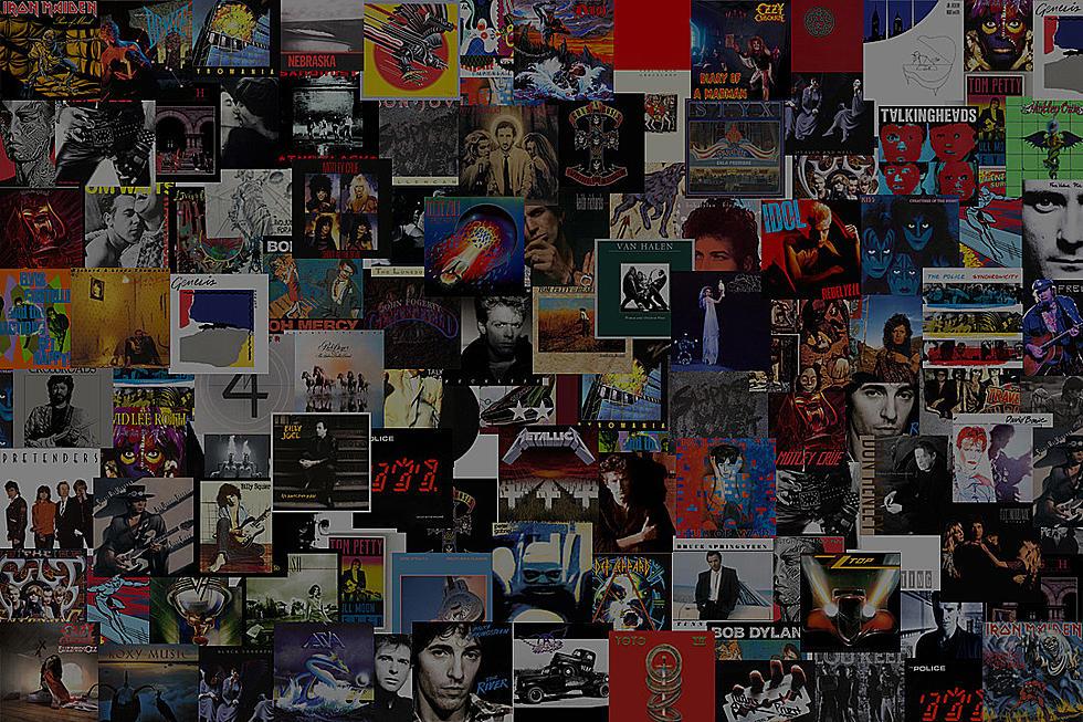 Top 100 '80s Rock Albums