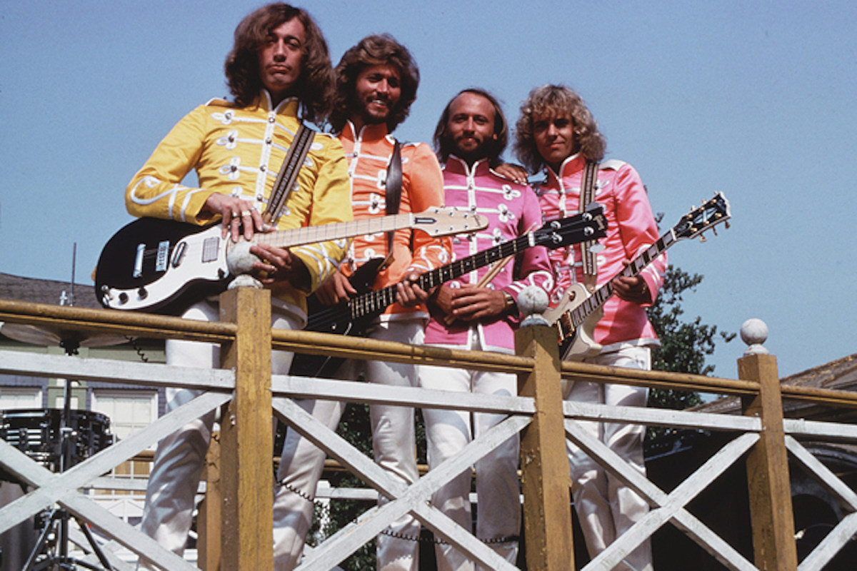 How the 'Sgt  Pepper's' Movie Derailed Two Careers
