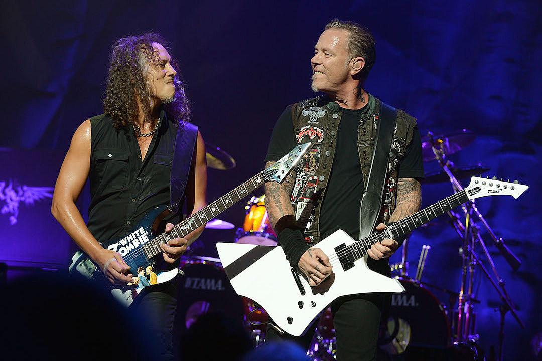 61c3319505d6 Metallica Announce 2017 North America 'Worldwired' Tour Dates