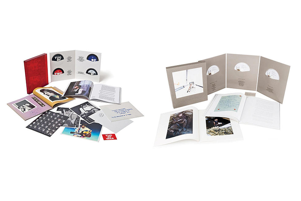 b284352e Paul McCartney to Reissue 'Tug of War' and 'Pipes of Peace'
