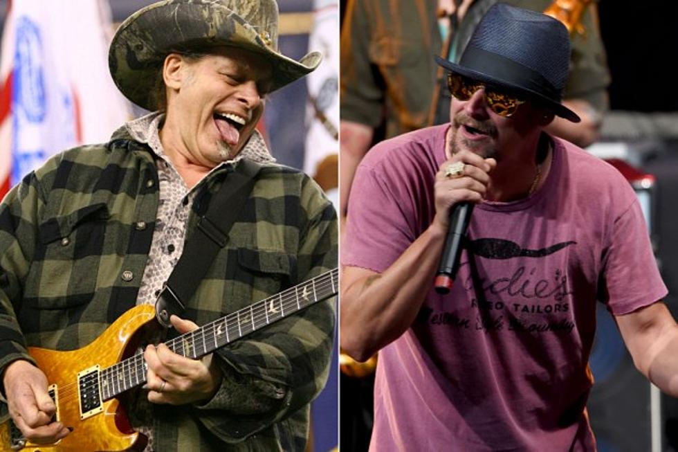 9c11c331117 UPDATED  Story Is a Hoax – Ted Nugent and Kid Rock Have Not Teamed Up to  Record  Kiss My Rebel Ass