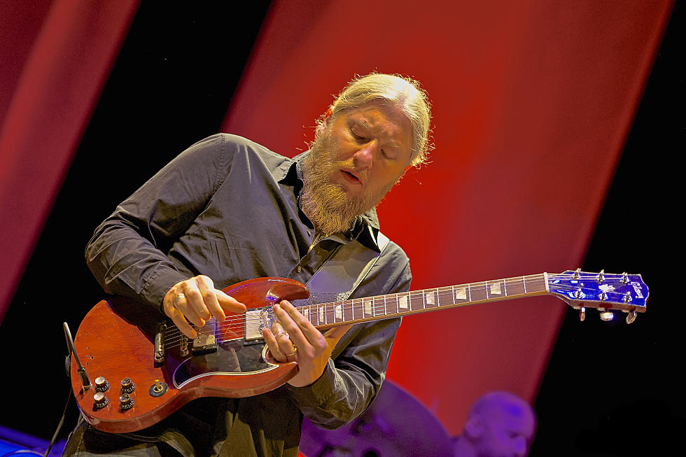Derek Trucks on His New Tour, Working With Eric Clapton and