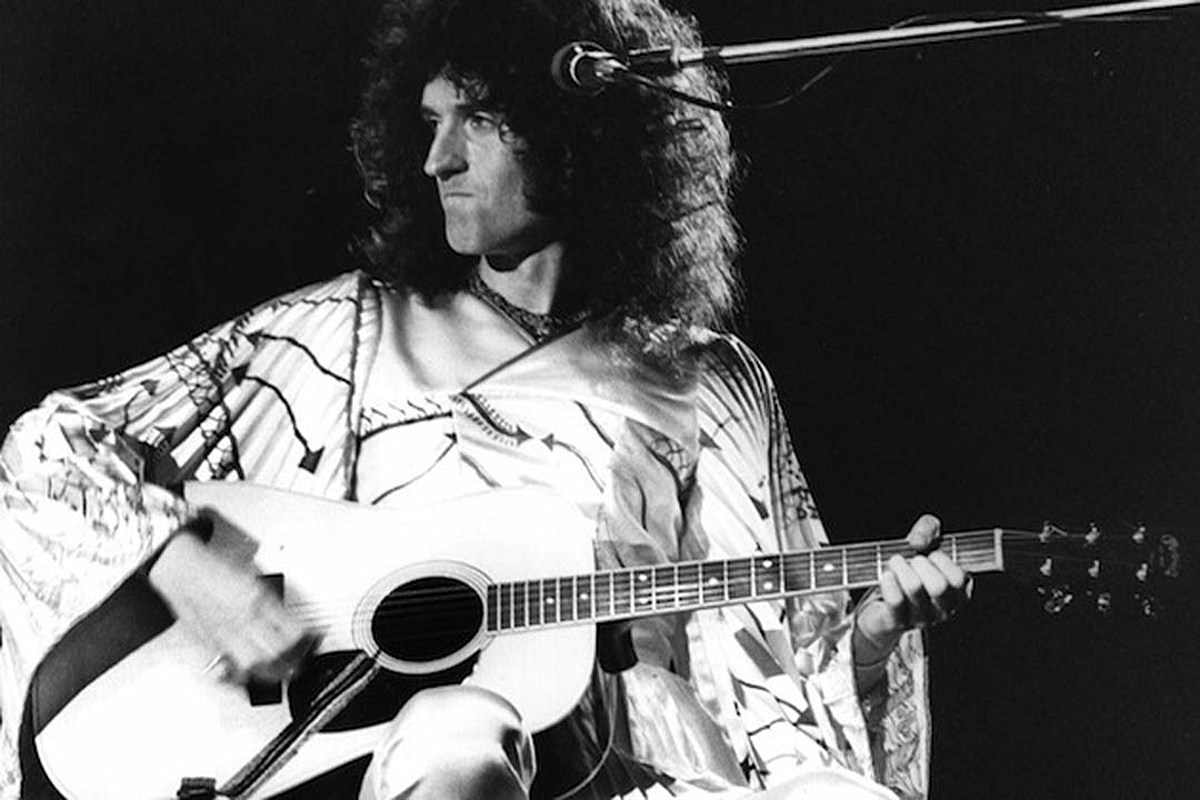 Top 10 Brian May Queen Songs