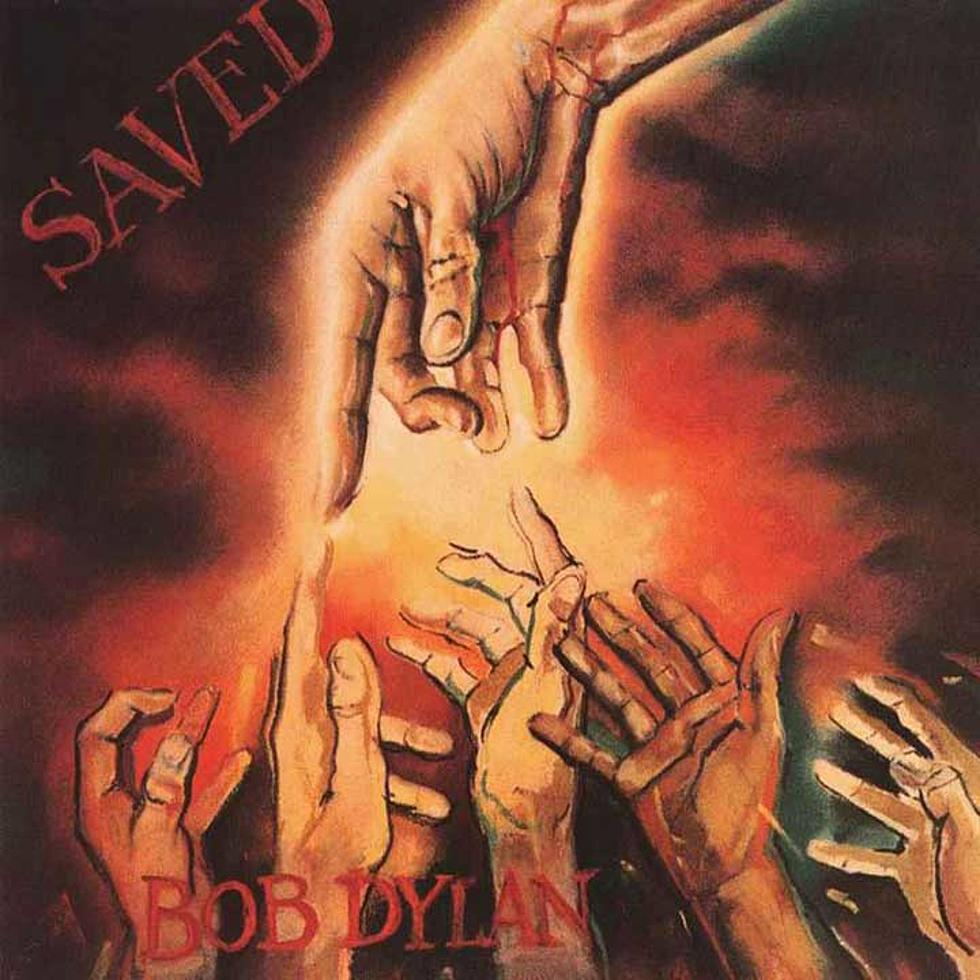 Revisiting Bob Dylan S Second Born Again Album Saved