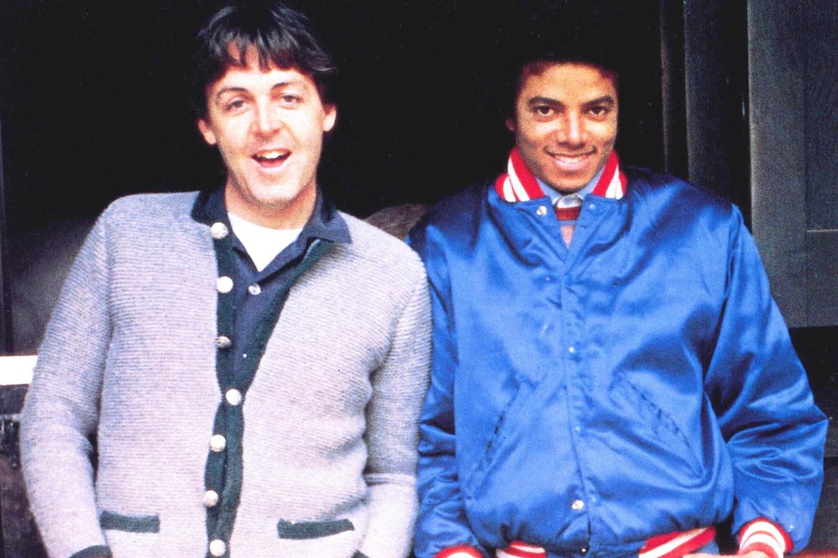 How Michael Jackson Outbid Paul McCartney for the Beatles