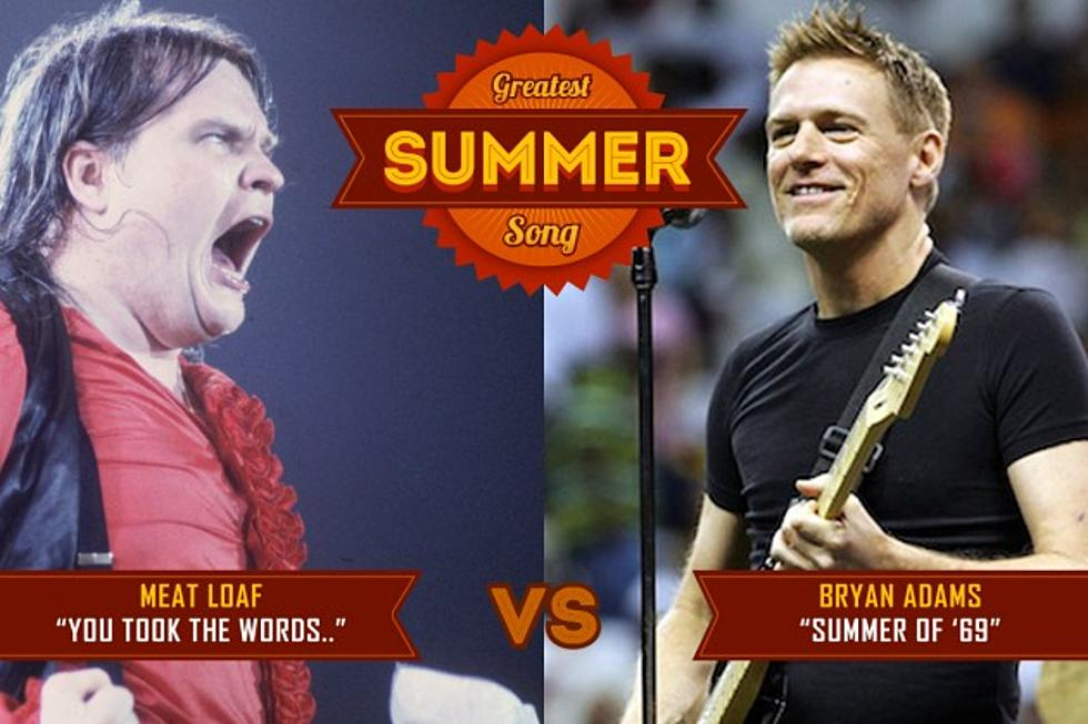 Meat Loaf, 'You Took the Words Right Out of My Mouth' vs