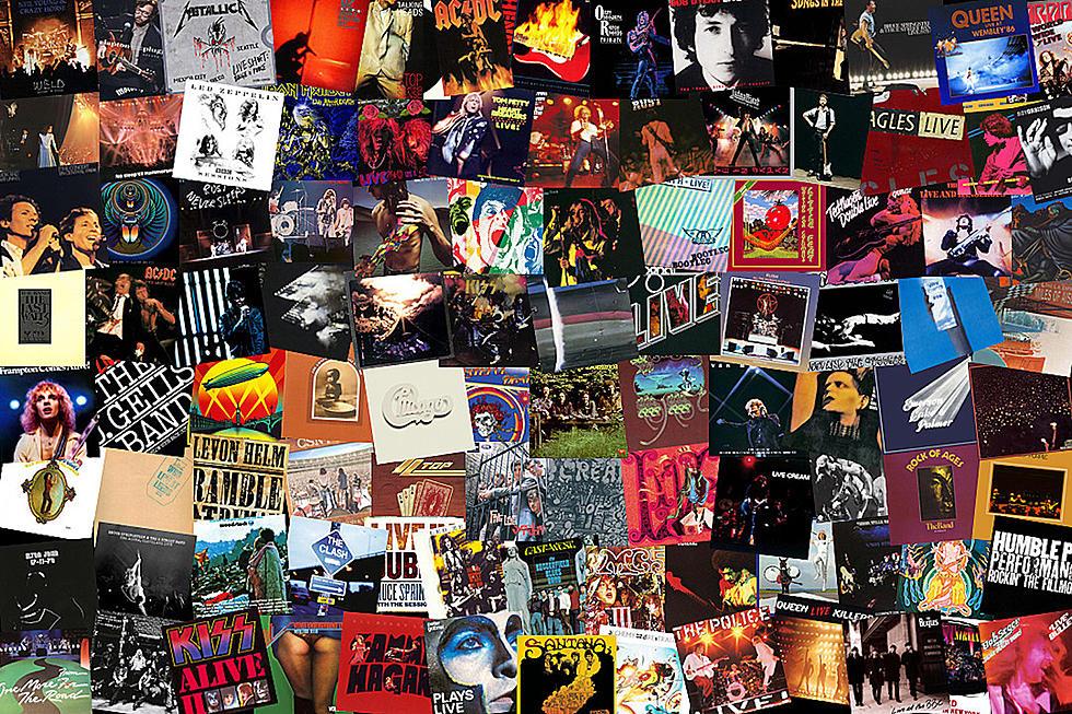 Top 100 Live Albums