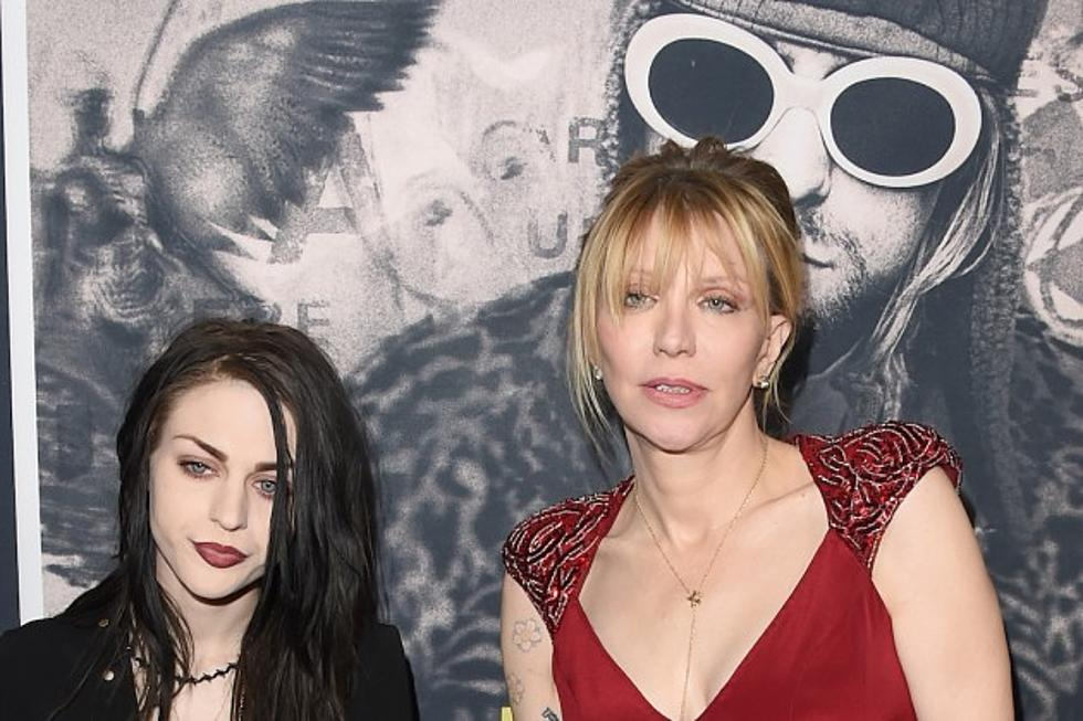 Courtney Love And Kurt Cobain Wedding.Kurt Cobain S Daughter Got Married Without Telling Courtney Love