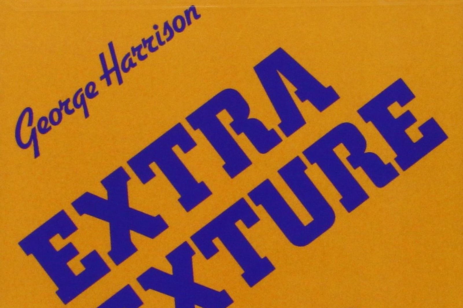 When George Harrison Fell Into a Deep Depression on 'Extra Texture'