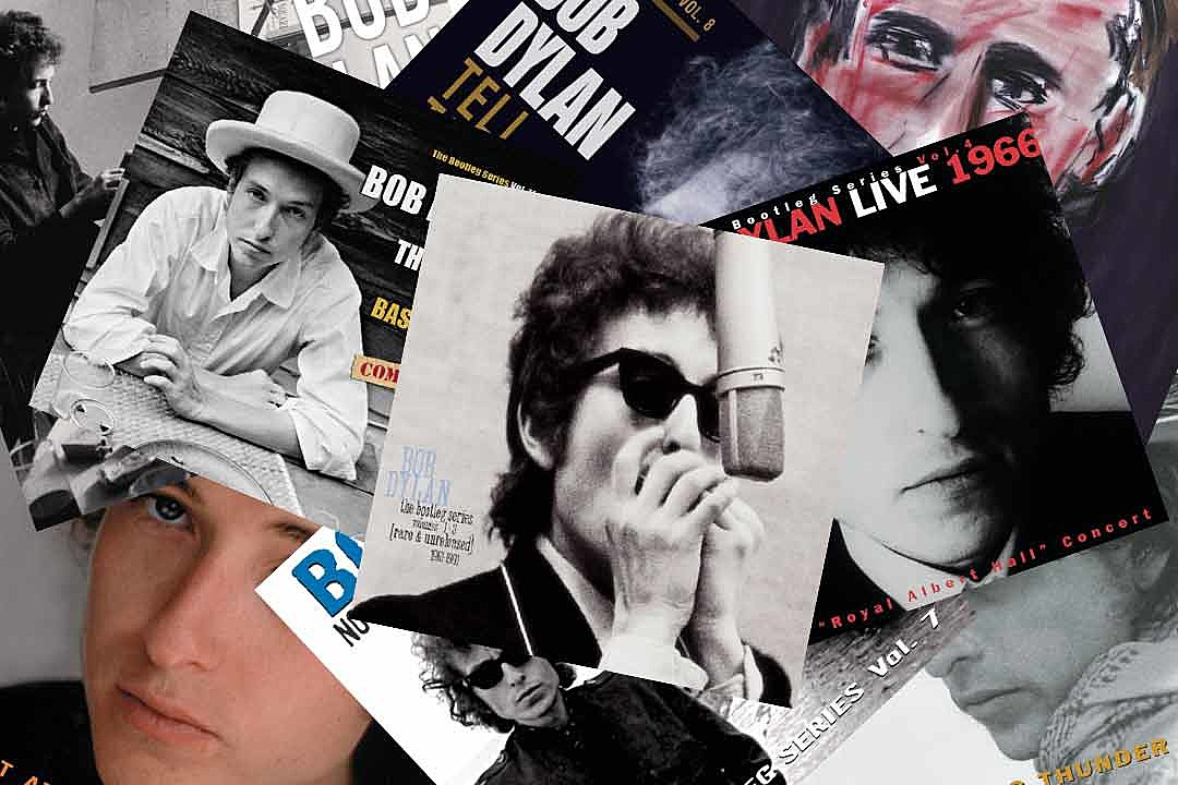 Bob Dylan 'Bootleg Series' Albums Ranked Worst to Best