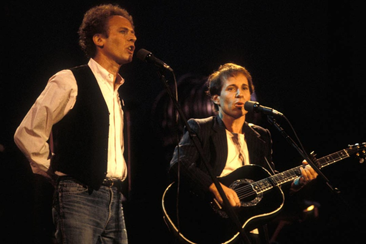 When Simon and Garfunkel Reunited For 'Concert in Central Park'