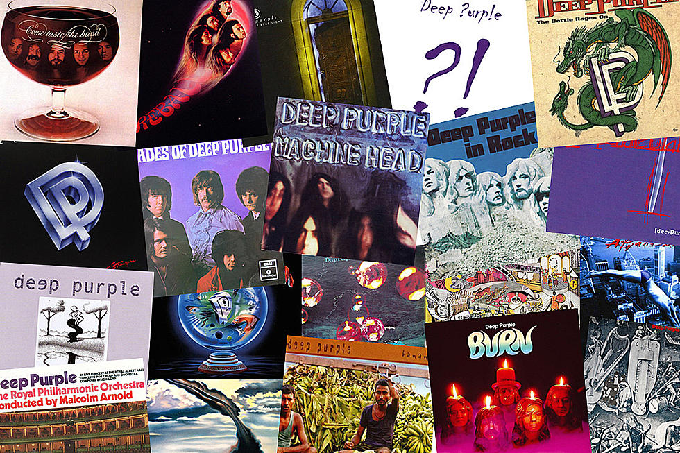 Deep Purple Albums Ranked Worst to Best
