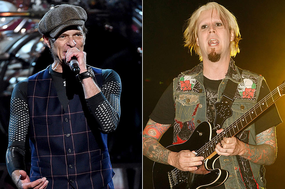 John 5 Hopes The Album He Did With David Lee Roth Will Come Out
