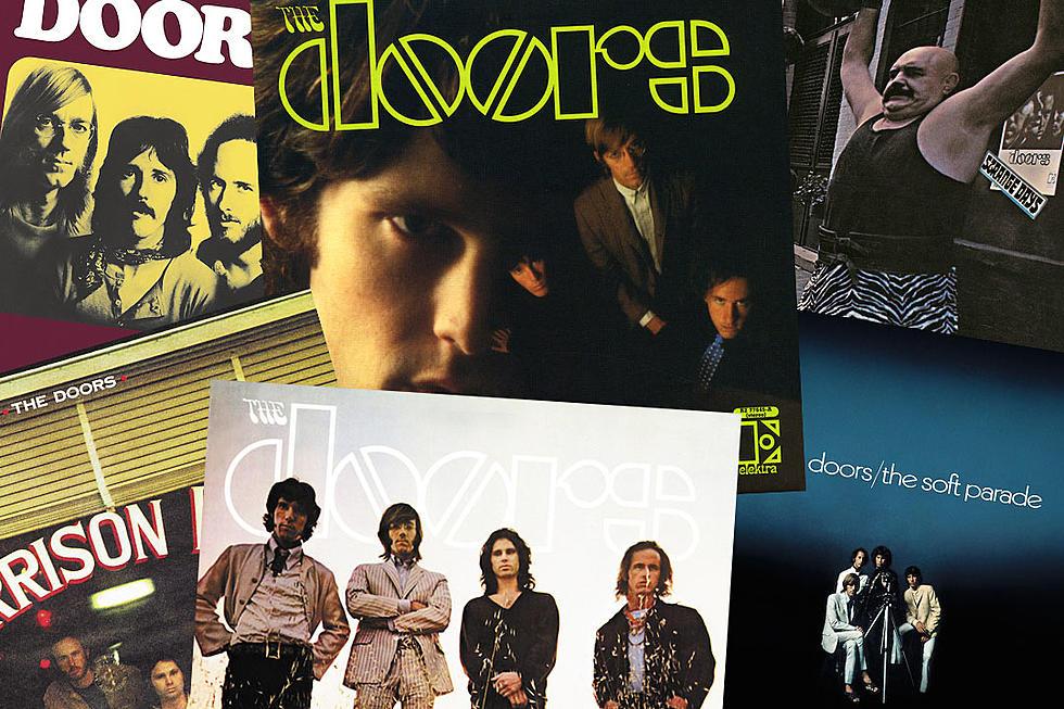 Doors Albums Ranked Worst to Best