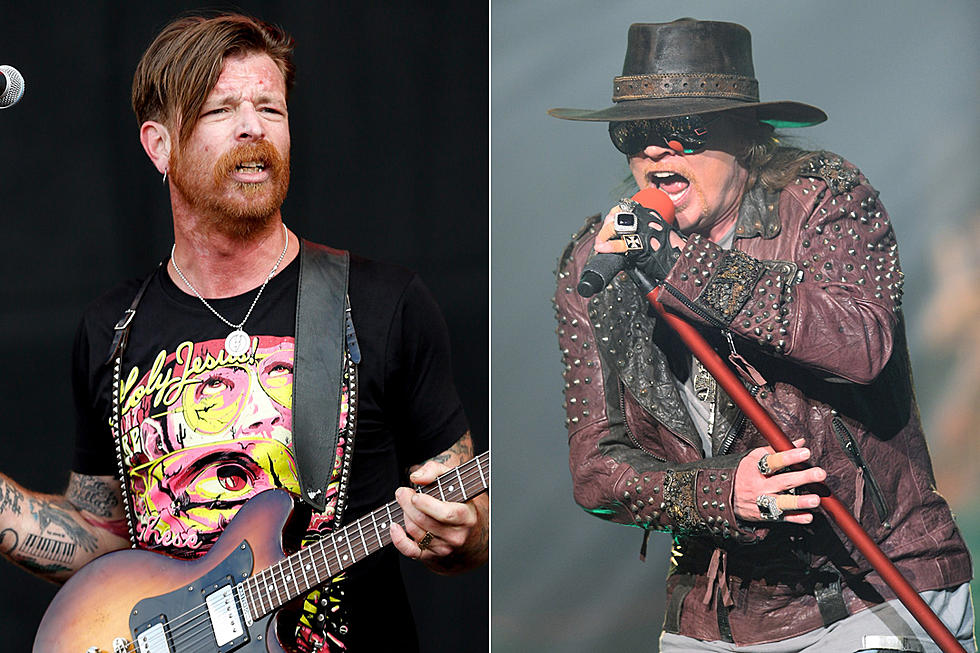 Eagles of Death Metal Singer Wants to Record a Christmas Single With