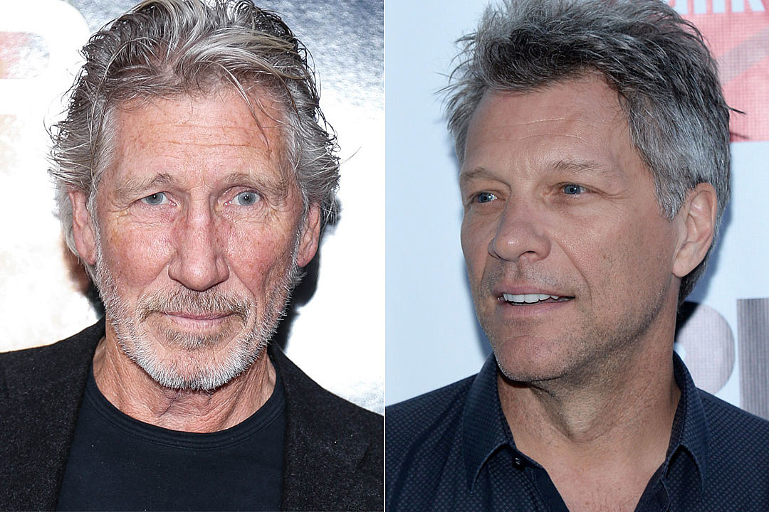 Roger Waters Pens Open Letter Condemning Bon Jovi for Playing in Israel