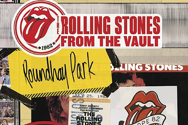Rolling Stones Announce 'From the Vault — Live in Leeds 1982'