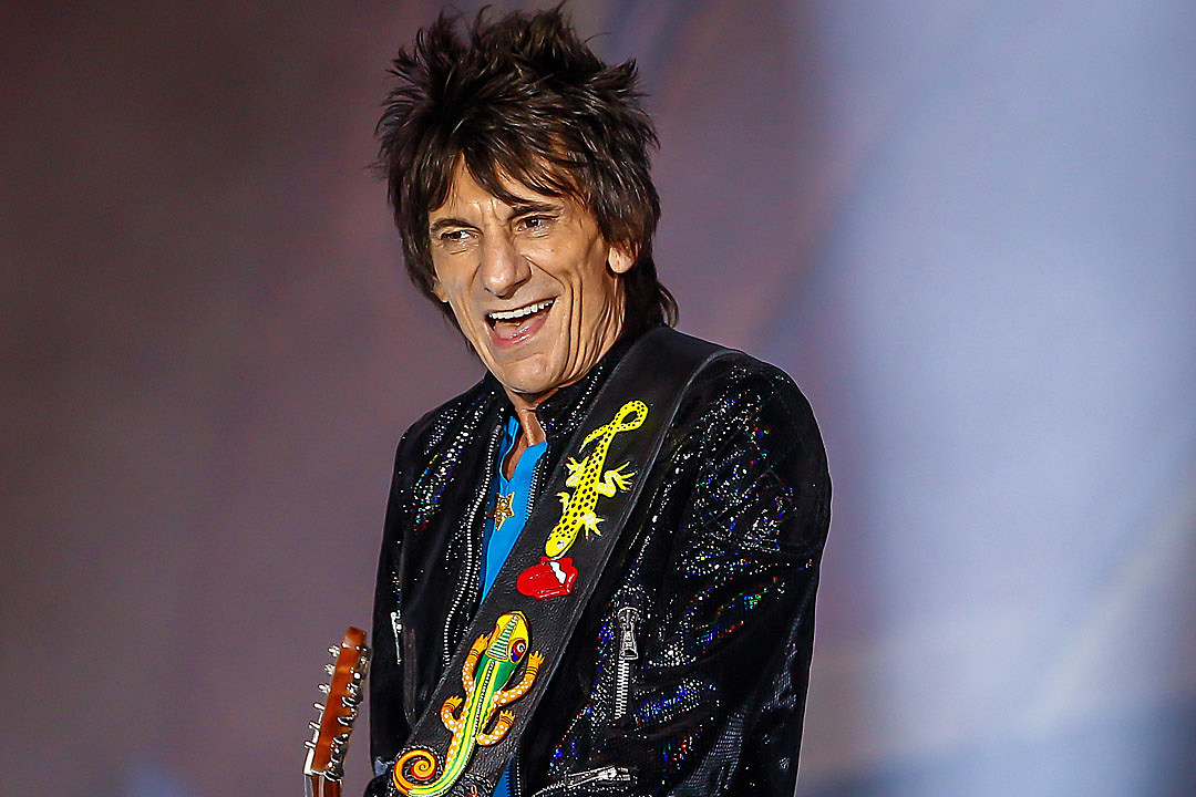 Ronnie Wood dating historie