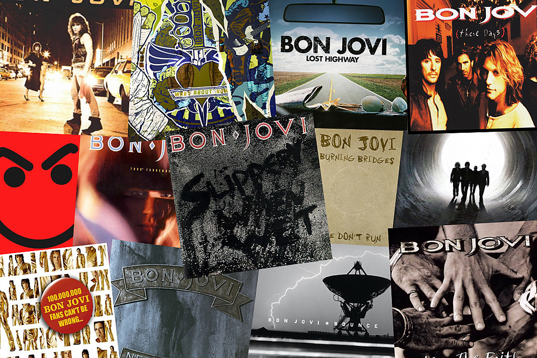 Top 10 Bon Jovi Songs