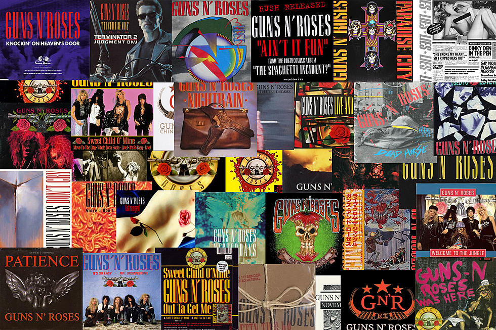 Every Guns N' Roses Song Ranked Worst to Best