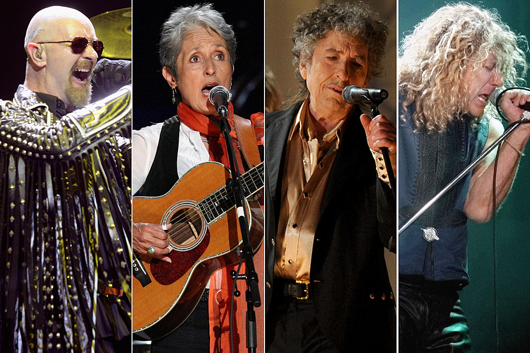 How Joan Baez Influenced Led Zeppelin Judas Priest And Bob Dylan