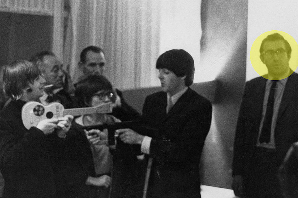 The Day Beatles Assistant Mal Evans Was Killed by Police