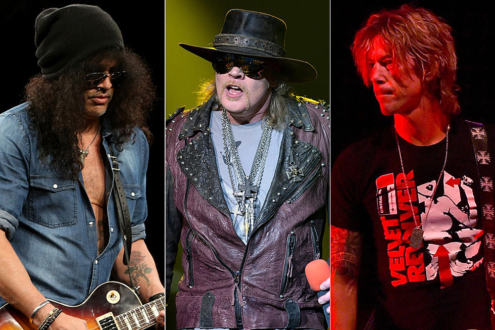 Guns N' Roses Reunion Confirmed