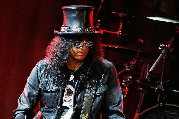 Slash Has Recorded a New Version of Elton John's 'Rocket Man'